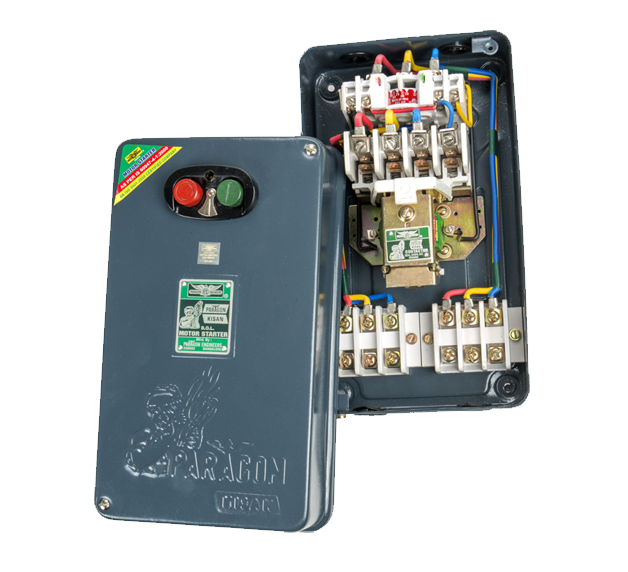 Submersible Pump Control Panel, Thermal Overload Relays, Star Delta ...